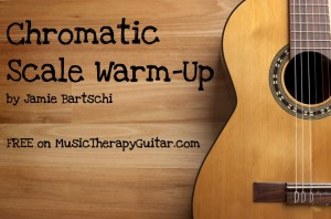 Chromatic Scale Warm-Up Thumbnail